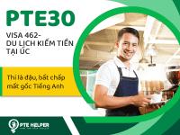 PTE 30 VISA 462