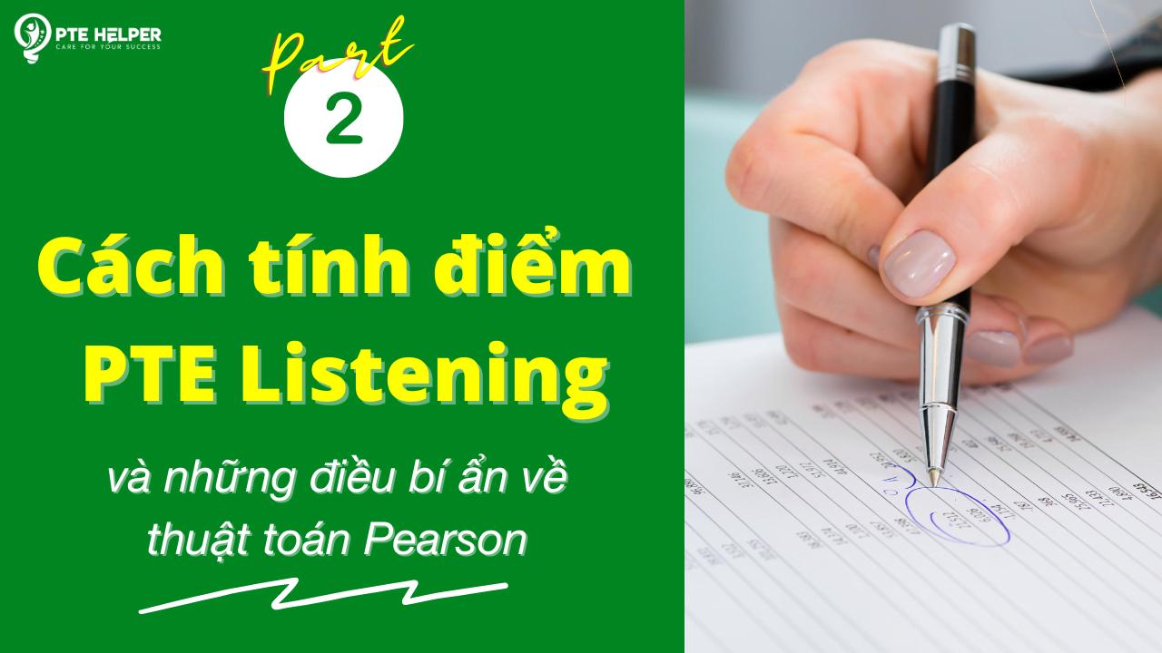 PTE Listening