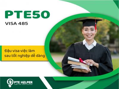 PTE 50 VISA 485