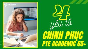pte academic 65