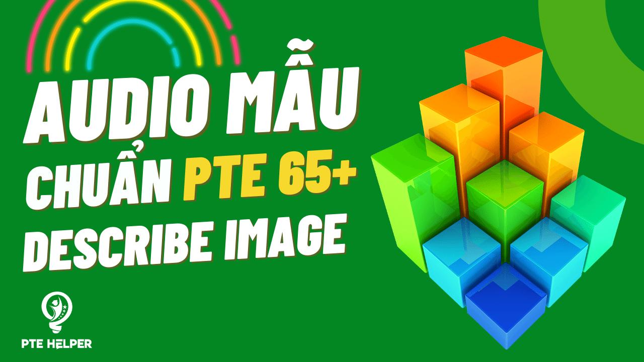 PTE describe image examples