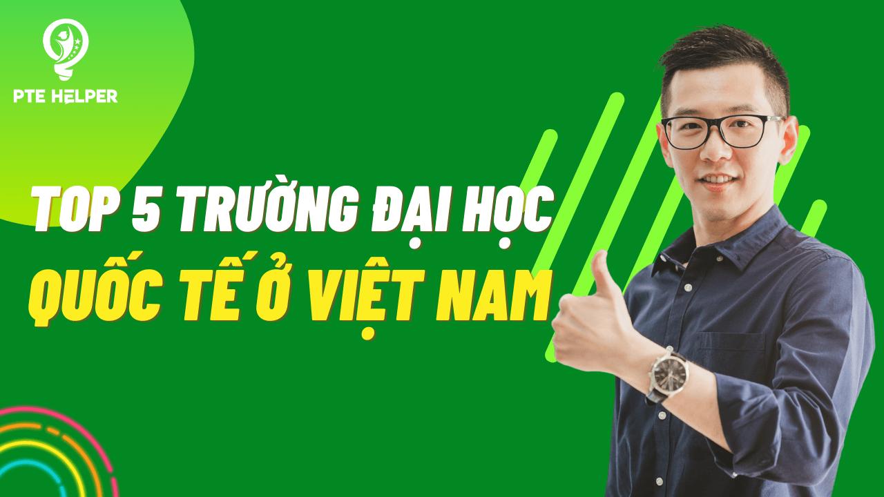 các trường đại học quốc tế ở Việt Nam