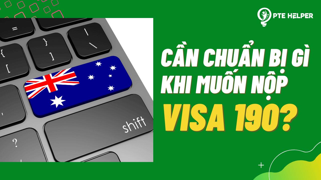 visa 190 Úc