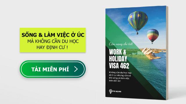 Cẩm nang work and holiday visa 462 ebook