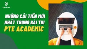 pte academic cải tiến