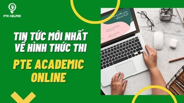 pte academic online